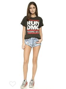 One Teaspoon Hendrix Bandits Shorts, Size 28