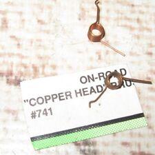 RC TEAM ASSOCIATED REEDY BRUSHED MOTOR SPRINGS COPPER 741