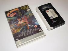 Betamax Video ~ Big Trouble in Little China ~ Large Case Ex-Rental ~ CBS/FOX