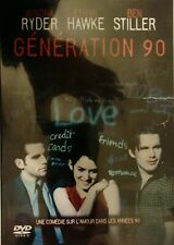 Génération 90. DVD ~ Winona Ryde.