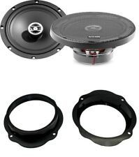 FORD FOCUS 2004 - 2010 Focal 17 cm Front Door Speaker Upgrade Kit