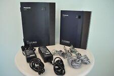 Panasonic Business Phone KX-TVA50, TDA-50, KX-DT333 Black 8pcs, KX-DT 343 1pcs