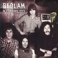 BEDLAM IN COMMAND 1972 CD NEW SEALED COZY POWELL PROCUL HARUM TRUTH QUEEN