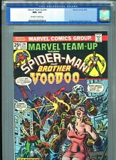 Marvel Team-Up #24 CGC 9.6 (1974) Spider-Man and Brother Voodoo