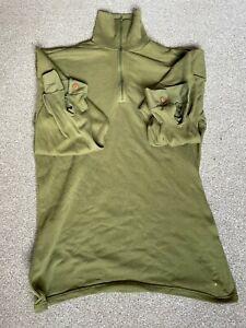 British Army Surplus Norwegian Shirt Thermal Norgi Layer Extreme Cold Weather