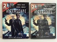 ALTERSCAPE DVD + 2 Bonus Movies Silencers & Hologram Man, Charles Baker New!