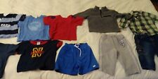 Lot of 10 Baby Boy Clothes Gap Old Navy Gymboree Sh 00004000 irt Tops 12-18 m pre owned