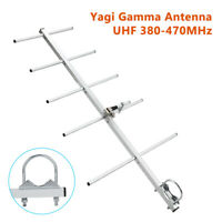 SL16-Female 9dBi 70cm High Gain Yagi Antenna For 2 Way Radio Transceiver Kenwood