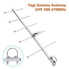 UHF 9dbi High Gain Yagi Antenna for 2 Way Radio Walkie Talkie Kenwood Baofeng 1x