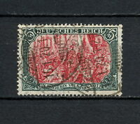 (YYAA 295) GERMANY 1915 USED 26:17 Mich 97AII Sc 95 Deutsches Reich