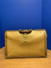 Vintage  Hartmann Belting Leather Briefcase  Case Attache Executive