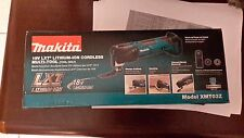 New Makita XMT03Z 18V Volt LXT Cordless Oscillating Multi-Tool NEW