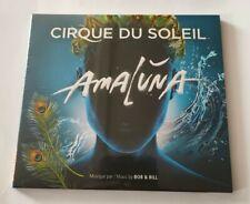 Cirque Du Soleil - Amaluna CD Digipak  New & Sealed Bob & Bill