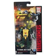 Transformers Generations Titans Return Legends Class Brawn *BRAND NEW*