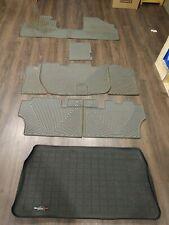 Weather tech Rubber floor mats Honda Odyssey 2006 - 2010