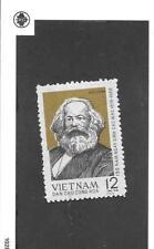 North Vietnam 1968 Karl Marx Sc# 506 Mint Hinged