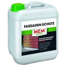 MEM Fassadenschutz 5 Liter 500052 // Fassaden Imprägnierung // Ziegel // Klinker