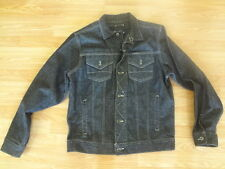 NAUTICA Denim Jean Jacket Trucker Classic Small  *Excellent* Made in USA