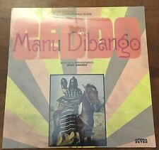 Ceddo (Bande Originale du Film) SOUNDTRACK by Manu Dibango Vinyl, 2017, Africa