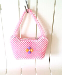 Self-made DIY bag bead  clutch mini Hand bag Evening Bag paty Bag Shoulder Bag