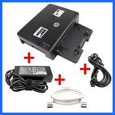 HP Docking HSTNN-I10X + HP 120W NT + DP-Kabel für Probook 6540b 6545b 6550b