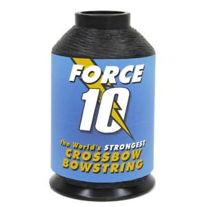 BCY Force 10 Crossbow String Material Black 1/4 lb