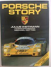 Porsche Story Book by Julius Weitmann