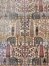 Tremendous Tribal - 1890s Antique Oriental Rug - Nomadic Carpet - 8 x 11.4 ft.