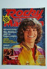 ROCKY 18 vom 19.4.1980 - THOMAS OHRNER /SCORPIONS / PAT BENATAR / SMOKIE