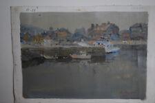 Russian oil canvas Impressionism Paris Landscape Demidov Alexander п-14