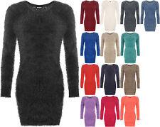 Damen-Pullover mit mittlerer Strickart aus Acryl