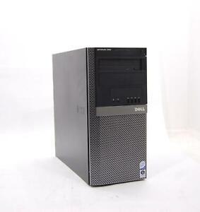 Dell Optiplex 960 MT Tower Core 2 Quad Q9400 2.66 GHz 2GB RAM 250GB HD NO OS