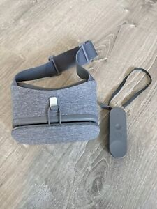 Google Daydream View VR Headset Fog Gray Virtual Reality Goggles