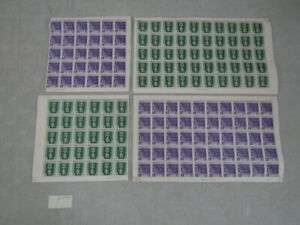 Nystamps Japan mint old stamp Rare full sheet collection paid $240