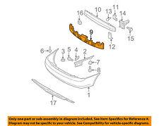 KIA OEM 07-09 Spectra5 Bumper Face-Foam Impact Absorber Bar 866201L210