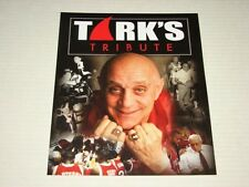 "Jerry Tarkanian Tark's Tribute Event Lobby Card UNLV Runnin Rebels 10""x8"" RARE!"