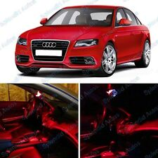 Red Interior LED Package For Audi A4/S4 B6/B7  2001-2008 (14 Pieces) #478