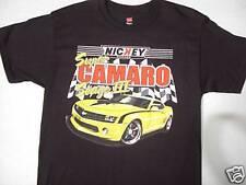 NICKEY 2010 Camaro Stage III Hot Rod T-Shirt, XX-LARGE