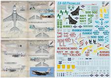 Fightertown Decals 48050 EA-6B VAQ-209 Dark Knights /& Dragons VAQ-130 OVP