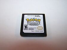 Pokemon White Authentic (Nintendo DS) Lite DSi XL 3DS 2DS Game