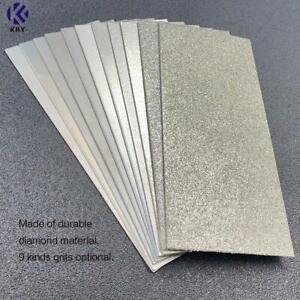 80-2000 grit diamond knife sharpener sharpening stone grinding stones Sharpen