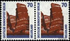 Berlin (West) 874 waagerechtes Paar (kompl.Ausg.) postfrisch 1990 Sehenswürdigke