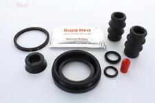 Rear Brake Pads Peugeot 407 SW 2.0 HDI 135 Estate 6E 04-10 136HP 86.2x57x17.8mm