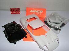 NINCO PRORACE EVO 80884 CARROCERIA COMPLETA FORD GT WHITE MB