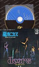 "CD SINGLE The DOORSRiders On The Storm 2-track - Japan 7"" Replica - CDSINGLE"
