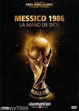 FIFA WORLD CUP=I FILM DEI MONDIALI=1986 MESSICO=LA MANO DE DIOS