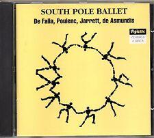 South Pole Ballet Cd Nm De Falla Poulenc, Keith Jarrett Vigiesse 1035 CD