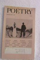 Poetry Magazine Volume 153, No. 5 February 1989