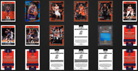 9 Cards Lot 2017-18 Phoenix Suns Devin Booker Josh Jackson RC Davon Reed RC More