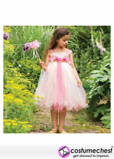 6-8 years Summer Fairy Dress With Wand by Travis Dress Up By Design